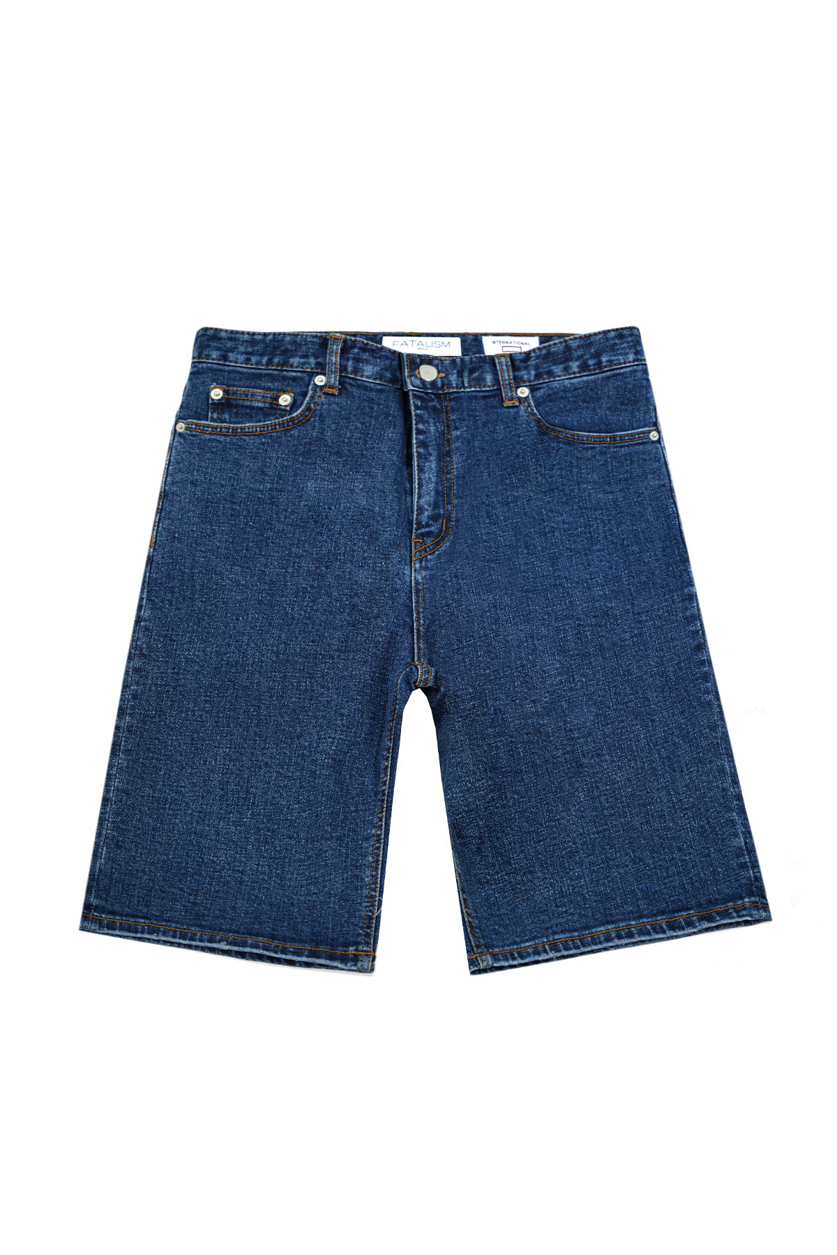 #0141 cannon slim short pants