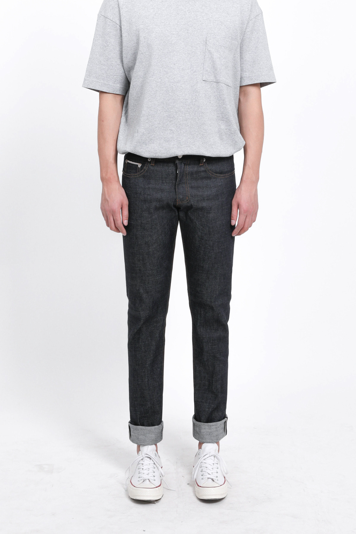 #0131 Pure Japanese selvedge jean